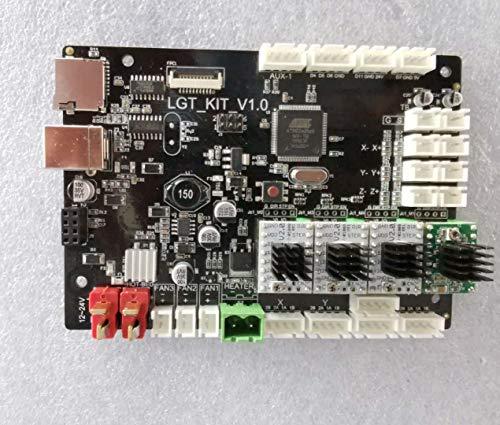 LONGER Motherboard per Stampanti 3D Vestito per (LK1 Pro / LK4 Pro / U20 Pro / U30 Pro), Si Prega di Contattare LONGER per Scaricare il Firmware del Modello Corrispondente Dopo L'acquisto.