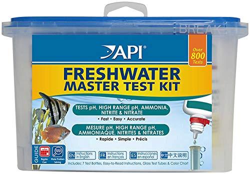 API Freshwater Master Test Kit, 3 Pack