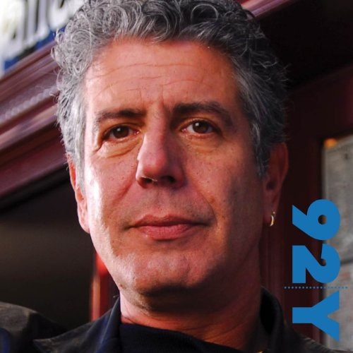 Anthony Bourdain, Eric Ripert, and Gabrielle Hamilton on 'How I Learned to Cook' audiobook cover art