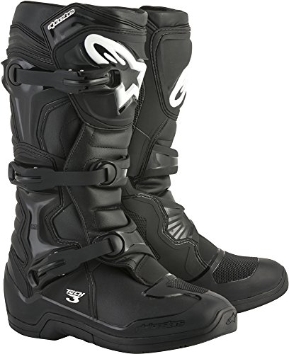 Enduro / Cross Stiefel Alpinestars Tech 3 2018, BLACK, 14=49