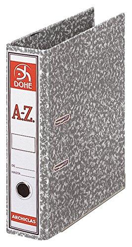 Dohe Archiclas - Archivador lomo ancho con rado, A-4