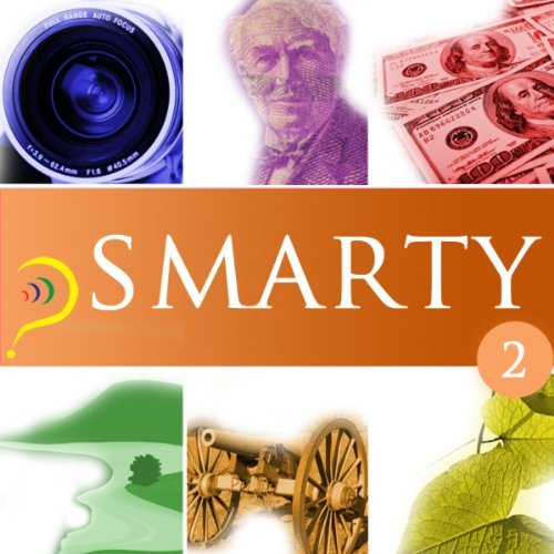 Smarty, Volume 2 cover art