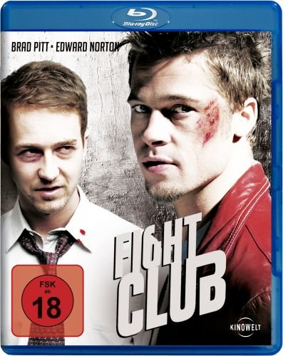 Fight Club – Remastered [Blu-ray]