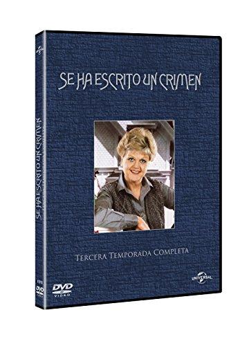 Se Ha Escrito Un Crimen - Temporada 3 [DVD]