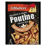 St Hubert Poutine Gravy Mix Classic Sauce Original Recipe 52 grams Pack of Three (3)