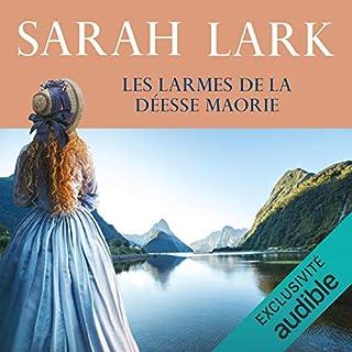 Page de couverture de Les larmes de la déesse Maorie