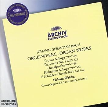 Bach, J.S.: Organ Works
