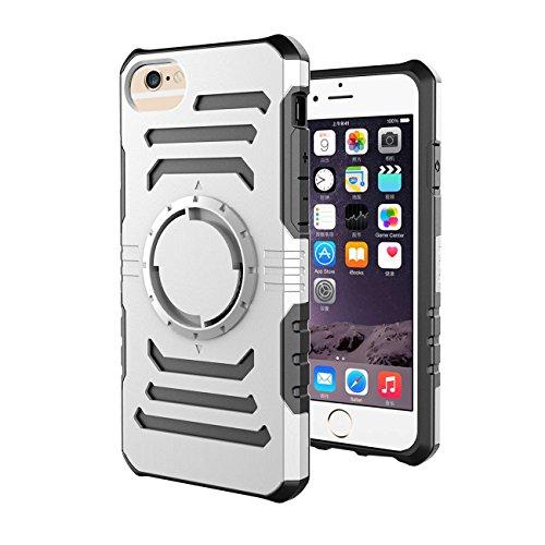 AboutLife - Brazalete para iPhone 7/6S/6 (4,7 Pulgadas) y Funda multifunción para iPhone 7/6S/6