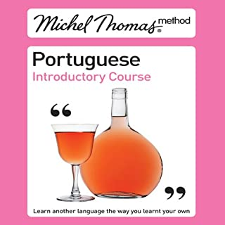 Michel Thomas Method     Portuguese Introductory Course              By:                                                                                                                                 Virginia Catmur                               Narrated by:                                                                                                                                 Virginia Catmur,                                                                                        Paulo Santos                      Length: 2 hrs and 19 mins     25 ratings     Overall 4.2