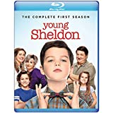 Young Sheldon: The Complete First Season [Blu-ray]