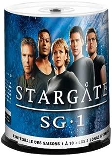 Stargate SG-1 - L'intégrale des 10 saisons + 3 films [Coffret Spindle] [Coffret Spindle]