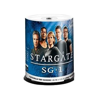 Stargate SG-1 - L'intégrale des 10 saisons + 3 films [Coffret Spindle] [Coffret Spindle] (B00JRC9V2U)   Amazon price tracker / tracking, Amazon price history charts, Amazon price watches, Amazon price drop alerts