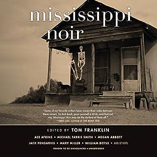 Mississippi Noir audiobook cover art