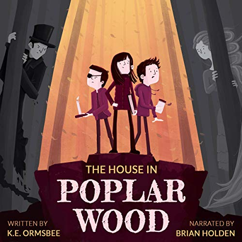 The House in Poplar Wood Titelbild