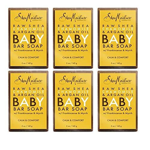 Shea Moisture Baby Soap