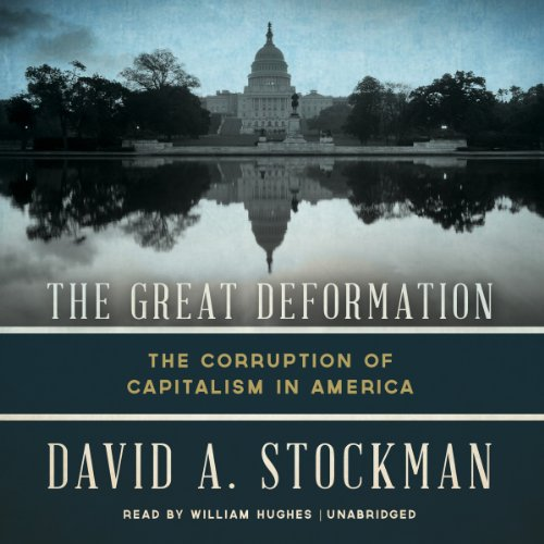 The Great Deformation audiobook cover art
