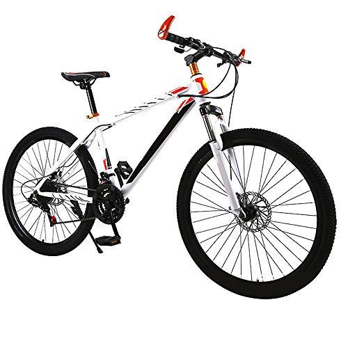 ZHANGXIAOYU 26 inch 21 Men Speed Gear Damper Bicycle MTB