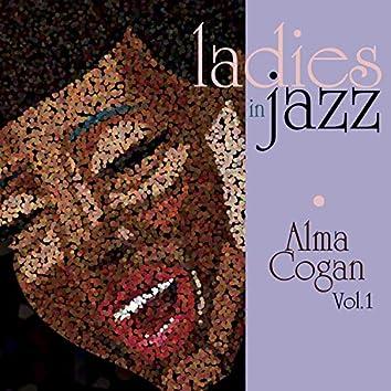 Ladies in Jazz - Alma Cogan, Vol. 1