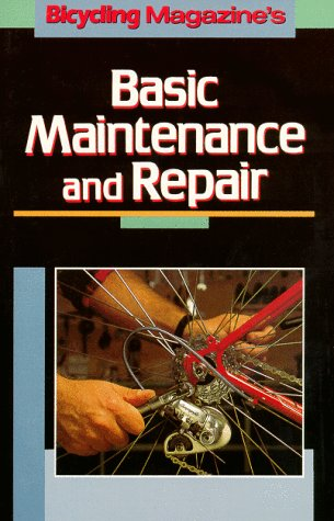 Bicy Mag Basic Maint & Repair P (Bicycling Magazine) -  Paperback