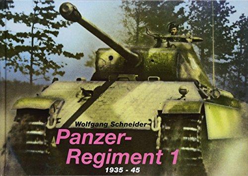 Panzerregiment 1: 1935-45