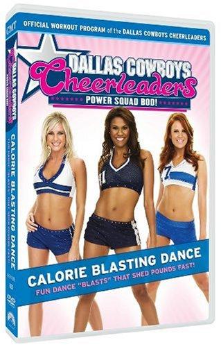 Dallas Cowboys Cheerleaders Power Squad Bod! - Calorie Blasting Dance