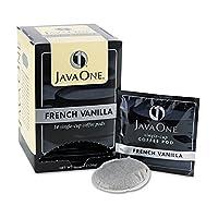 Coffee Pods, French Vanilla, Single Cup, 14/Box (並行輸入品)