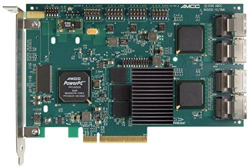 LSI LOGIC 3ware 9650SE-16ML Kit SATA-Controller (16-Port, SATA II, 256MB DDR2-Speicher, 8X PCI Express 1.1, RAID 0/1/5/6/10/50/SingleDisk/JBOD)