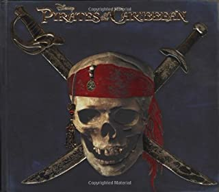 Disney Pirates of the Caribbean(The Secret Files of the East India Trading Company