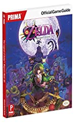 The Legend of Zelda - Majora's Mask Standard Edition de Prima Games