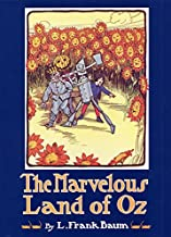 The Marvelous Land of Oz (Books of Wonder)