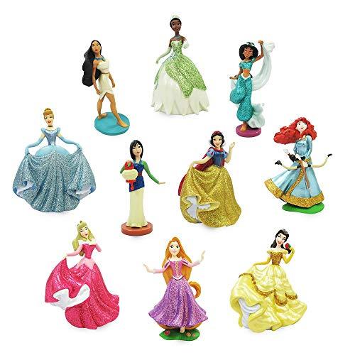 Disney Princess Deluxe Figurine Play Set