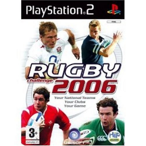 Rugby Challenge 2006 (englishe Version) - [PlayStation 2]
