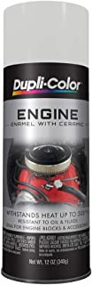 Dupli-Color EDE160207 Ceramic Universal White Engine Paint - 12 oz.