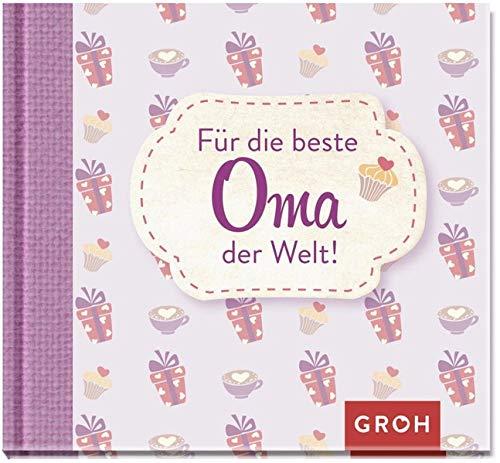 Für die beste Oma der Welt