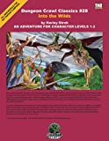 Into the Wilds (Dungeon Crawl Classics)