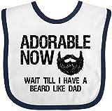 Best Beard Bibs - Inktastic Adorable Now...Wait Till I Have a Beard Review