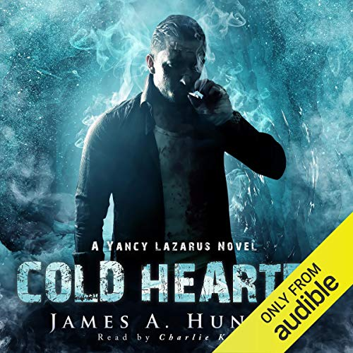 Cold Hearted audiobook cover art