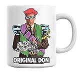 Original Don - Major Lazer Mug Cup