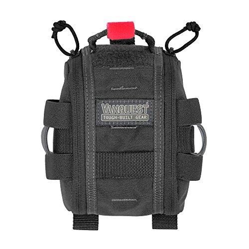 VANQUEST FATPack 4x6 (Gen-2) First Aid Trauma Pack (Black)