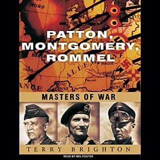 Patton, Montgomery, Rommel cover art