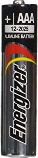 Energizer AAA Max Alkaline E92 Batteries Made in USA - Expiration 12/2024 or later - 100 count