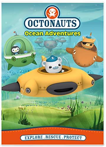 Octonauts: Ocean Adventures [Edizione: Stati Uniti]