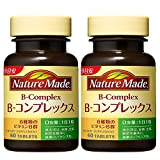 【Amazon.co.jp 限定】大塚製薬 ネイチャーメイド ビタミンBコンプレックス 60粒 (2本セット)