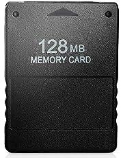 RGEEK 1個セット プレイステーション2 Playstation 2専用メモリーカードプレステ2(128MB)