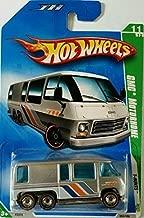 Hot Wheels 2009 Trea$ure Hunt$ (Super Treasure Hunts) GMC MOTORHOME 1:64 Scale