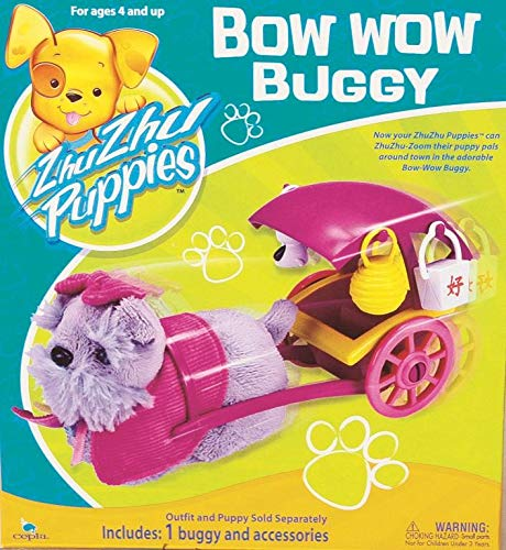 GIOCHI Zhu zhu Puppies - Pousse Pousse Chinois - vehicule de Jeu preziosi - 81162