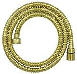 Dirks-traumbad 125 cm en métal flexible de douche flexible de douche doré torsion