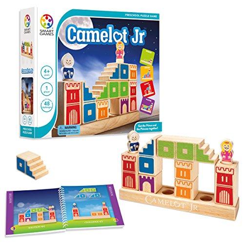 Smart Games Kamelot SG 031 Giochi da tavolo, Mehrfarbig