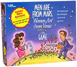 Men Are From Mars, Women Are From Venus the Game by Mattel