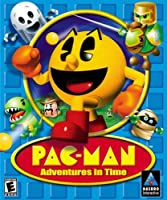 Pac-Man: Adventures in Time (輸入版)